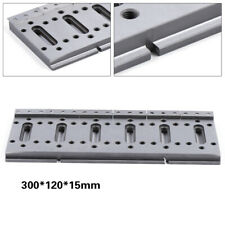 Us Stainless Wire Edm Fixture Tool Jig Tool For Clamping & Leveling 300*120*15mm