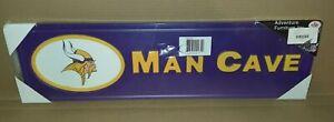 Minnesota Vikings Man Cave Sign 24x7