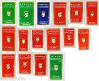 Carte Regionali Dal Negro Originali Romagnole Piacentine Scopa Briscola 16 tipi