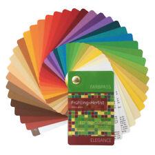 "Farbpass Frühling-Herbst 35 Farben ""Elegance"" zur Farbberatung"