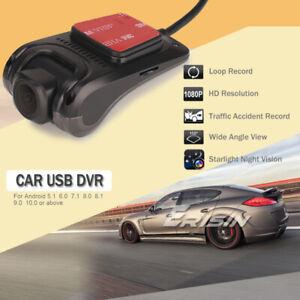 ES650 150° Night Vision 1080P Car Recorder USB DVR Dash Camera Android Stereos