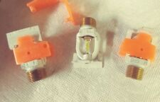 Fire Sprinkler Head Rasco RES F1 44 R3631 sidewallNew Old stock, yellow bulb!!!!