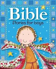 Bible Stories for Boys by Lara Ede (2011, Board Book)
