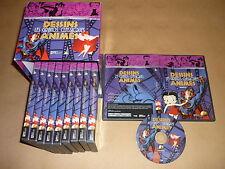 *COFFRET DE 10 DVD LES GRANDS CLASSIQUES ANIMES BETTY BOOP SUPERMAN