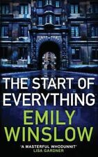 The Start of Everything, Emily Winslow, New Book