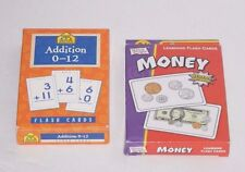2 Sets Math Flash Cards - Addition & Money - Learning Educational Teacher