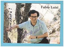 Luisi Fabio                   3-3/0057