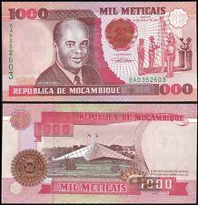 Mozambique 1000 METICAIS 1991 P 135 UNC OFFER !