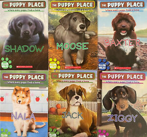 Puppy Place books lot of 6. GUC