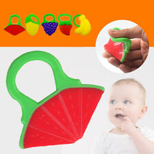 Flexible Silicone Soft Baby Kids Infant Safety Molar Teethers Teeth Stick Toys