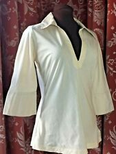 LOGG H&M Women's Tunic Top Size 14 Cotton