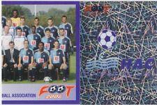PANINI FOOTBALL 2006 LE HAVRE  LOT DE 2 IMAGES