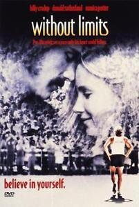 Without Limits DVD_True story sports drama movie_RARE_REGION 4