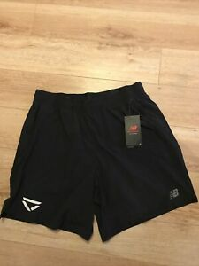 New Balance Fortitech 2 In 1 Running Shorts Large Mens Bnwt Moisture Wicking