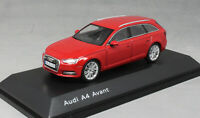 Spark Audi A4 Avant in Tango Red 5011504223 1/43 NEW