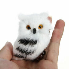 Christmas Owl Animal Tree Hanging Pendant Ornaments Xmas Tree Decor Prop White