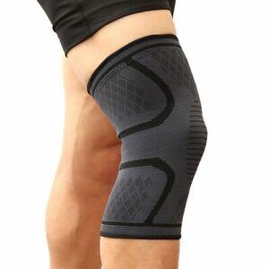 Knee Brace Compression Sleeve Plus Size XXXL Patella Support Arthriti Stabilizer