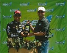JAMIE MCMURRAY signed NASCAR 8X10 photo w/ COA