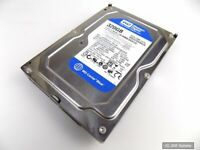 320GB Western Digital WD3200AAJS HDD Festplatte 3.5 Zoll SATA 3Gbs, BULK, 1A