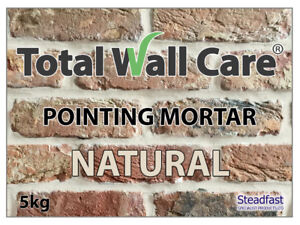 Total Wall Care - Colour Matching Pointing Mortar