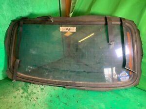 Rear Glass  Mazda RX7 FC3S 88-91 Convertible