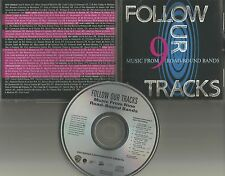 PROMO CD ELVIS COSTELLO Lou Reed R.E.M. Jane's Addiction NEW ORDER Ramones 1989