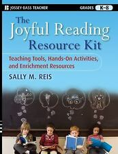 The Joyful Reading Resource Kit: Teaching Tools, Hands-On Activities, and Enr...