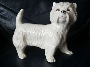 Melba Ware West Highland Terrier Dog Ornament