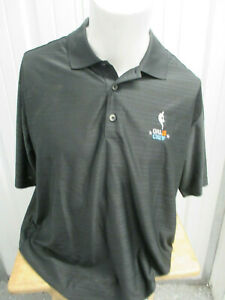 VINTAGE ADIDAS NBA ALL-STAR GAME 2012 CREW ORLANDO MAGIC XL POLO SHIRT NWT