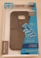 Auth Speck Candyshell Grip Samsung Galaxy S7 Case hard Cover Shell BLACK (NIB)