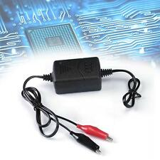 1x Lightweight 12V High Efficiency Intelligent Car Motorcycle Battery Charger DH