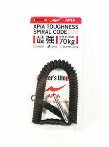 Apia Spiral Cord Toughness Elastic Cord Long 165mm - 1500mm (2304)