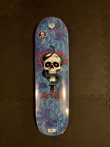 Mike McGill Blue Flight Deck Powell Peralta Skateboard