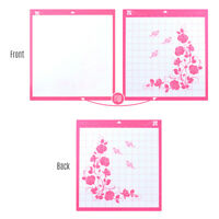 12*12 inch Replacement Standard Grip Adhesive Cutting Mat Silhouette Cameo D5Z9