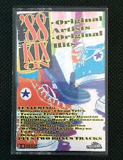 88 KIX ON - VARIOUS ARTISTS - 1988 AUSTRALIAN RELEASE CASSETTE