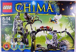 Lego Chima 70133 Spynlins Höhle Neu & OVP