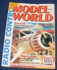 RADIO CONTROL MODEL WORLD MAGAZINE OCTOBER 1994 - PSS SEA VIXEN