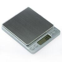 Balance Digitale Compact 2000g x 0.1g Taille Poche Pèse Tout