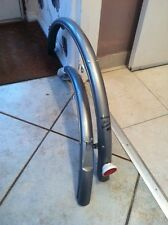NEW OLD STOCK VINTAGE BLUEMELS ALL ROUNDER RARE GREY MUDGUARDS