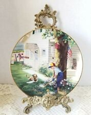Country Companions Tender Loving Care Little Farmhands Donald Zolan Farm Plate