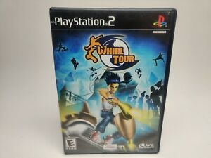 Whirl Tour (Sony PlayStation 2, 2002) PS2 Complete AC