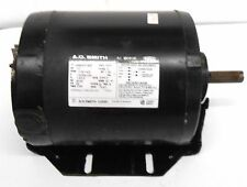 A.O. SMITH S56A37A97 AC MOTOR, 1/2 HP, TYPE S, 115/208-230 VOLTS, SINGLE PHASE