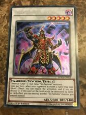 Legendary Six Samurai - Shi En - SPWA-EN011 - Secret Rare - 1st - M/NM Yugioh