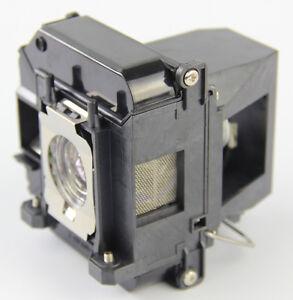 Original ELPLP60/V13H010L60 Projector Lamp Housing for Epson PowerLite 420 425W