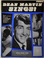 Dean Martin Sings Vol One Songbook Everybody Loves Somebody Outta My Mind Baby-O