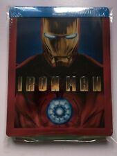 Iron Man (Blu-ray, Steelbook)