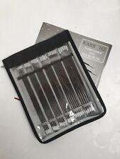 Chaquetas truco agujas Nova metal KnitPro 25-40cm todos los tamaños