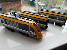 LEGO City Passenger RC Train Toy Construction Set - 60197 + 60205 + 7895 + 4519