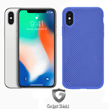 Ultra Thin Dirtproof Silicone Rubber Full Cover Case Skin for iPhone X XS 7 8