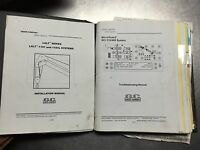 Greer Terex Manuals Microguard RCI 510 400  LALT Series 1151 1151L
